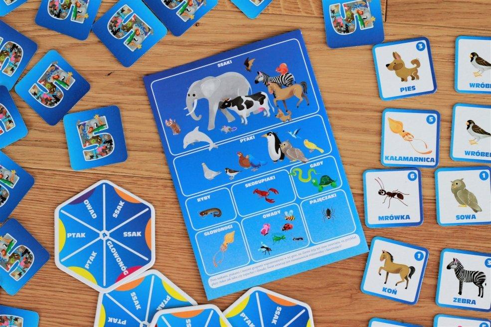 gra dla dzieci zwierzęta