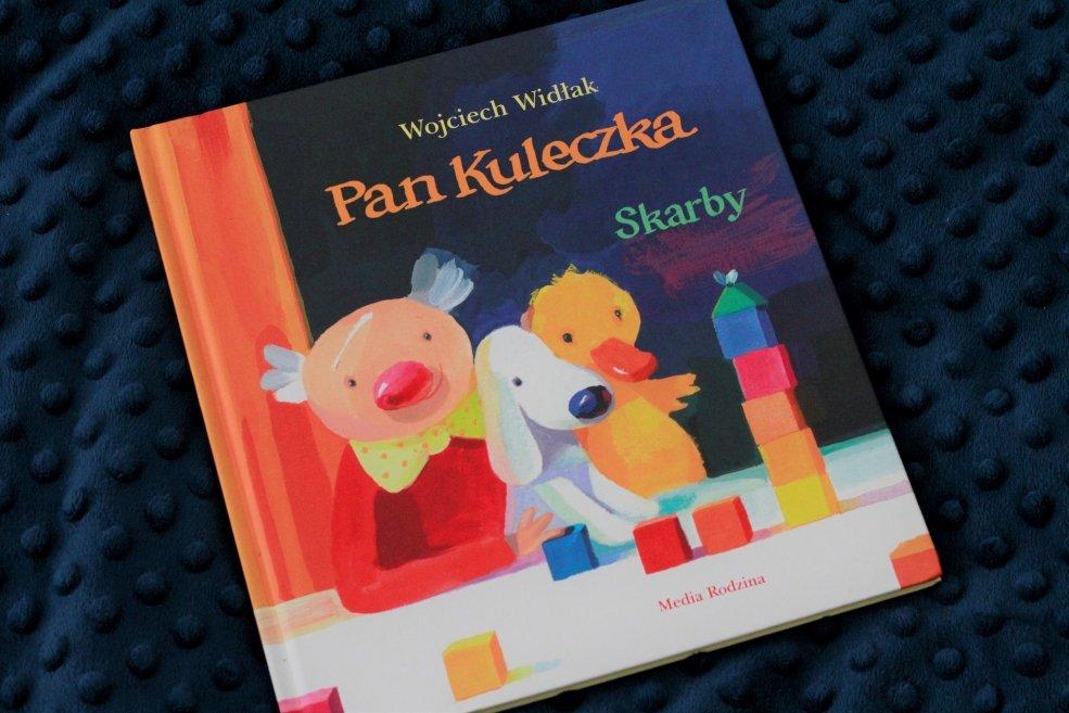 książki do usypiania dzieci pan kuleczka