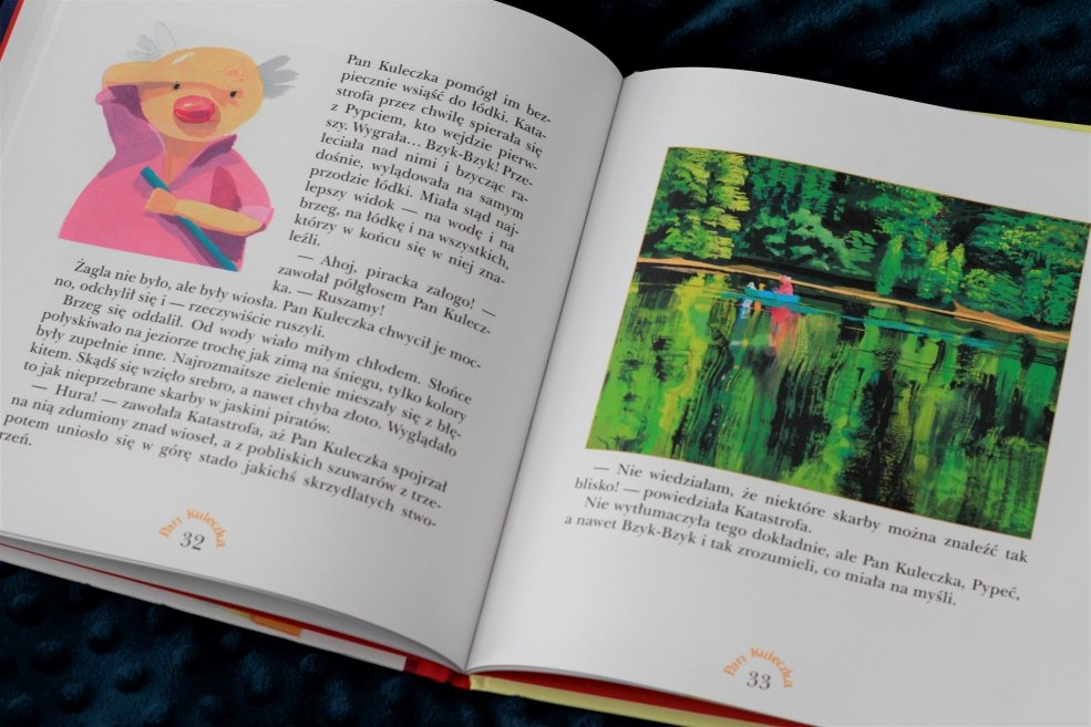 książki do usypiania dzieci
