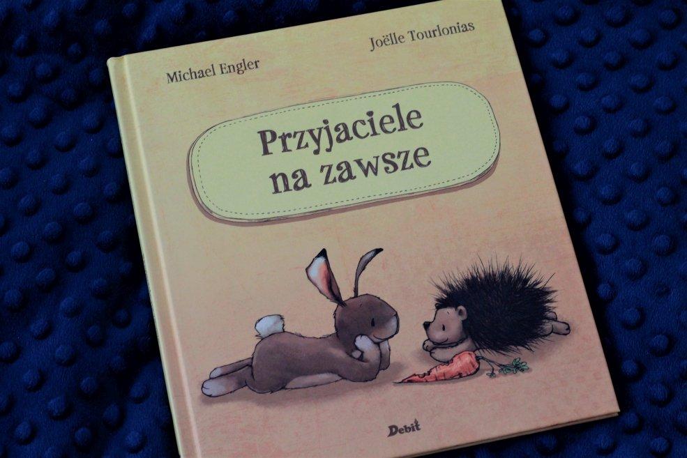 książki do usypiania dzieci przyjaciele