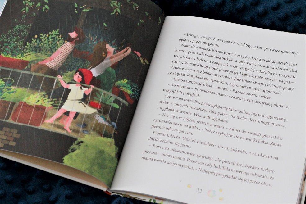 książki do usypiania dzieci tola