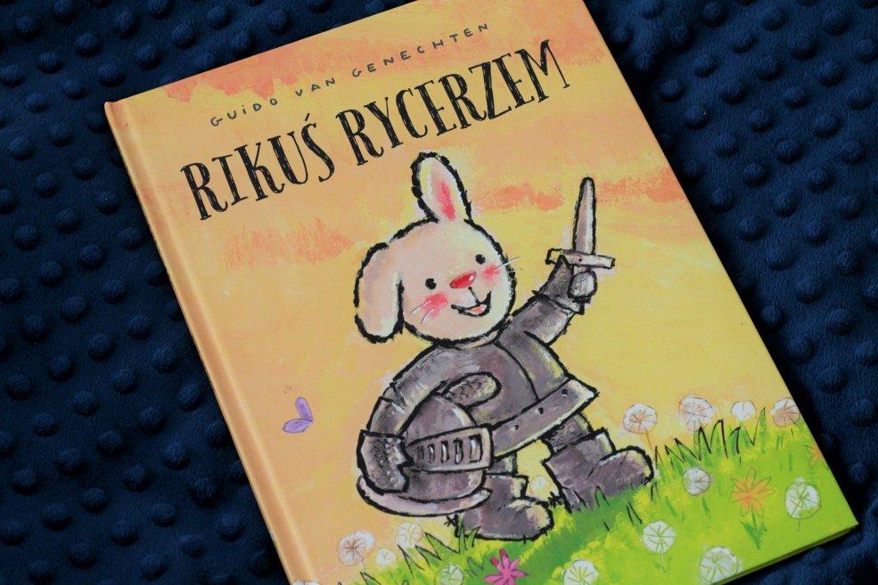 książki do usypiania dzieci rikuś