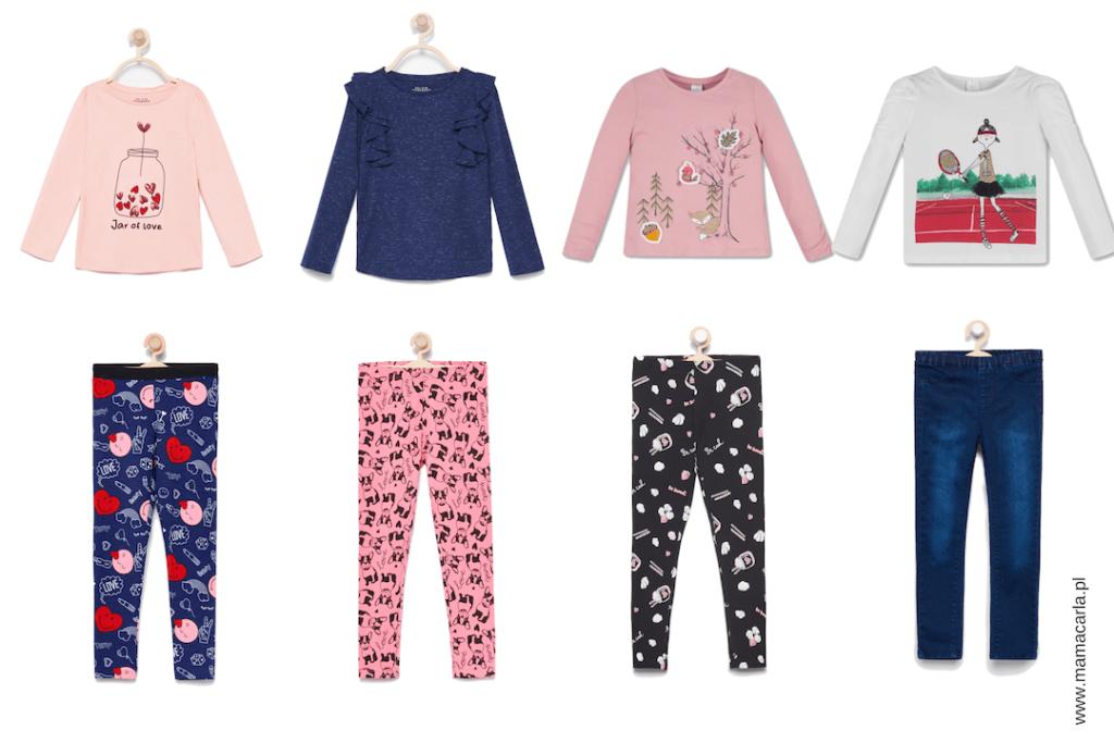 Ubranka dla dzieci domodi