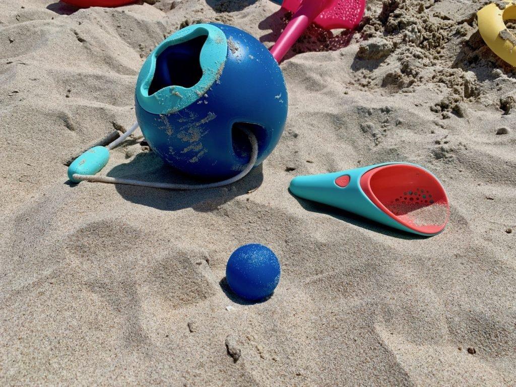 zabawki do piasku i wody