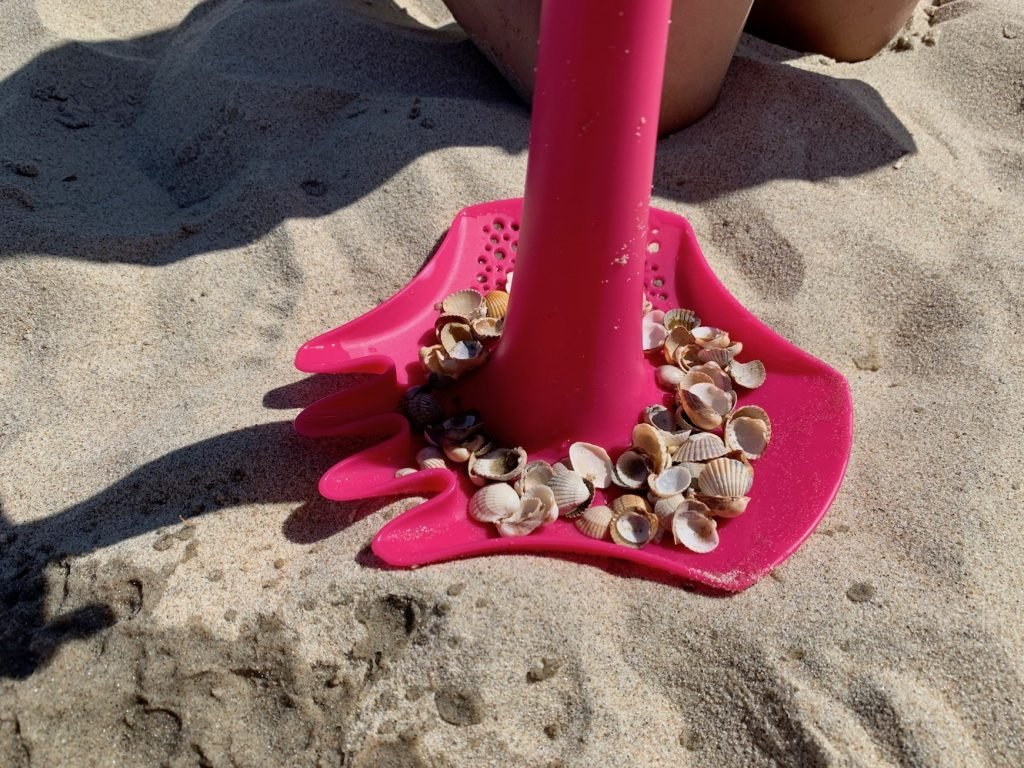 najlepsze zabawki na plażę