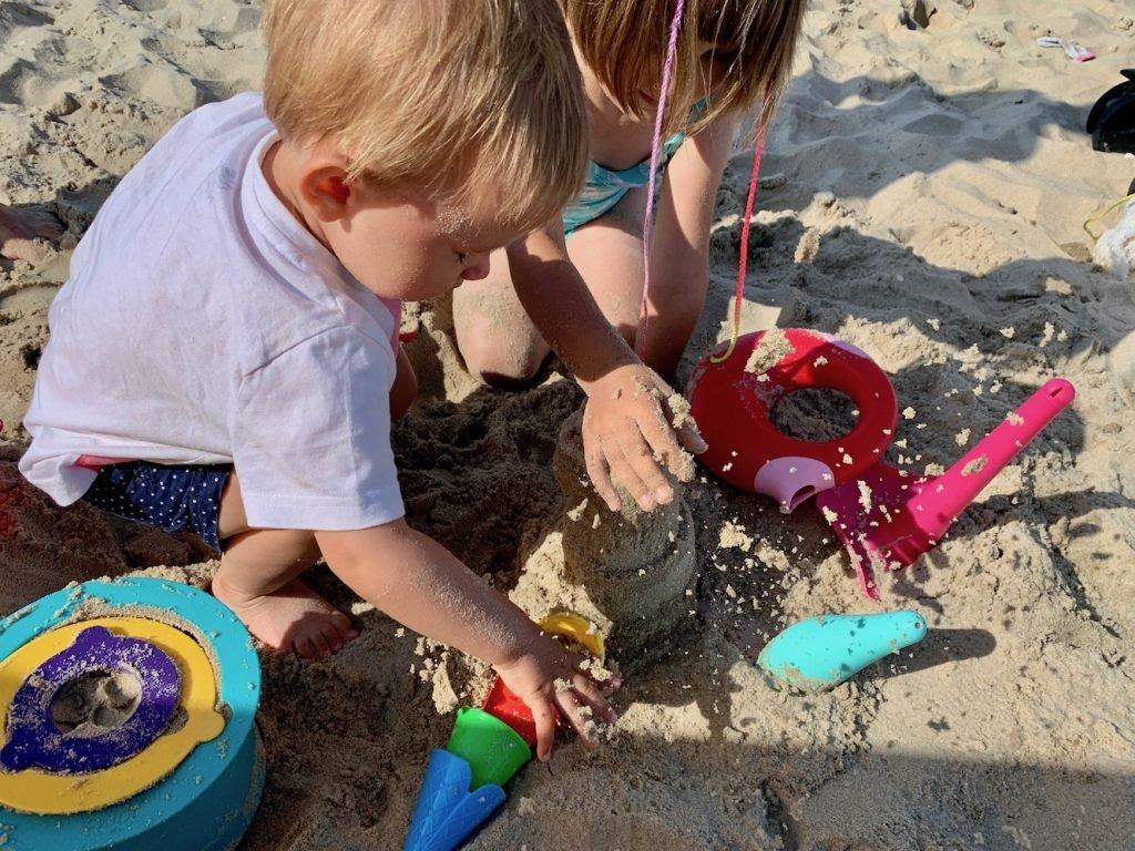 zabawki plażowe