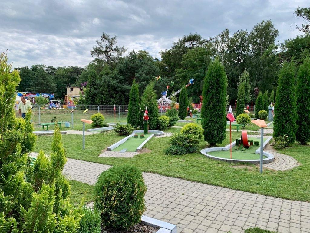 park rozrywki julinek