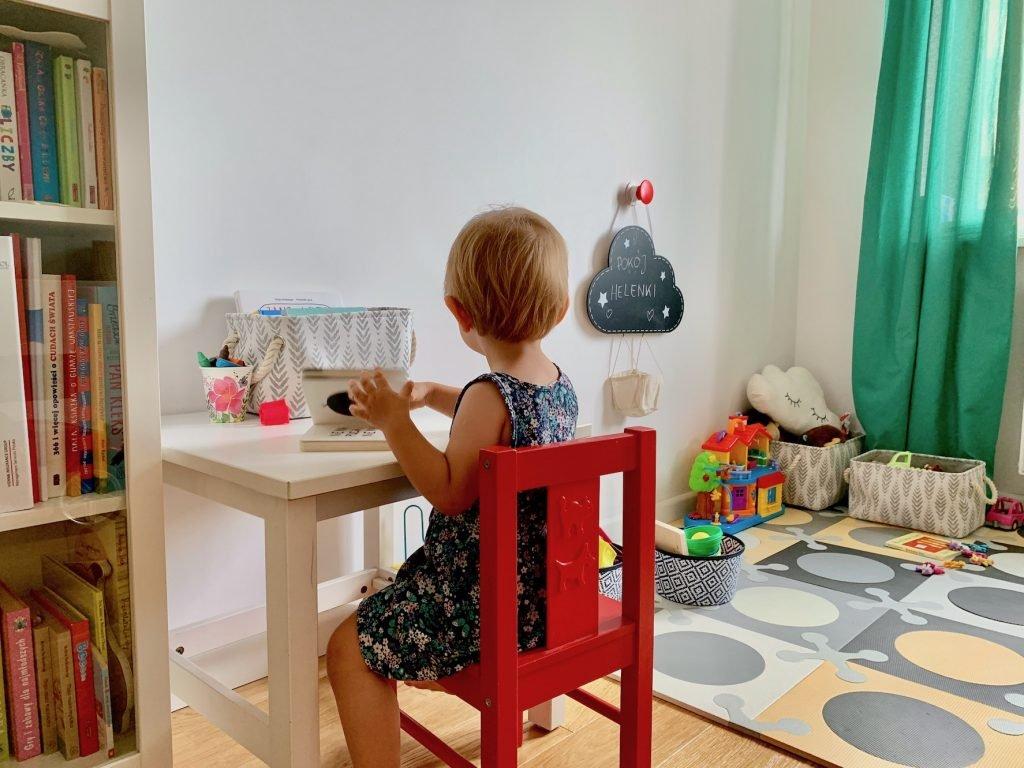 jak przechowywać zabawki dzieci
