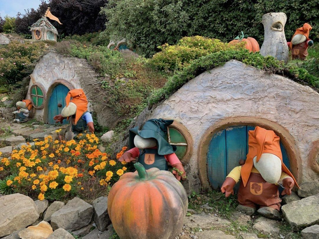 magiczne ogrody dla maluchów