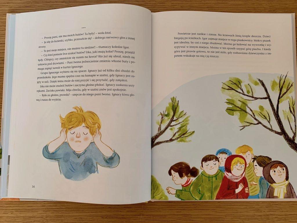 adaptacja w przedszkolu montessori