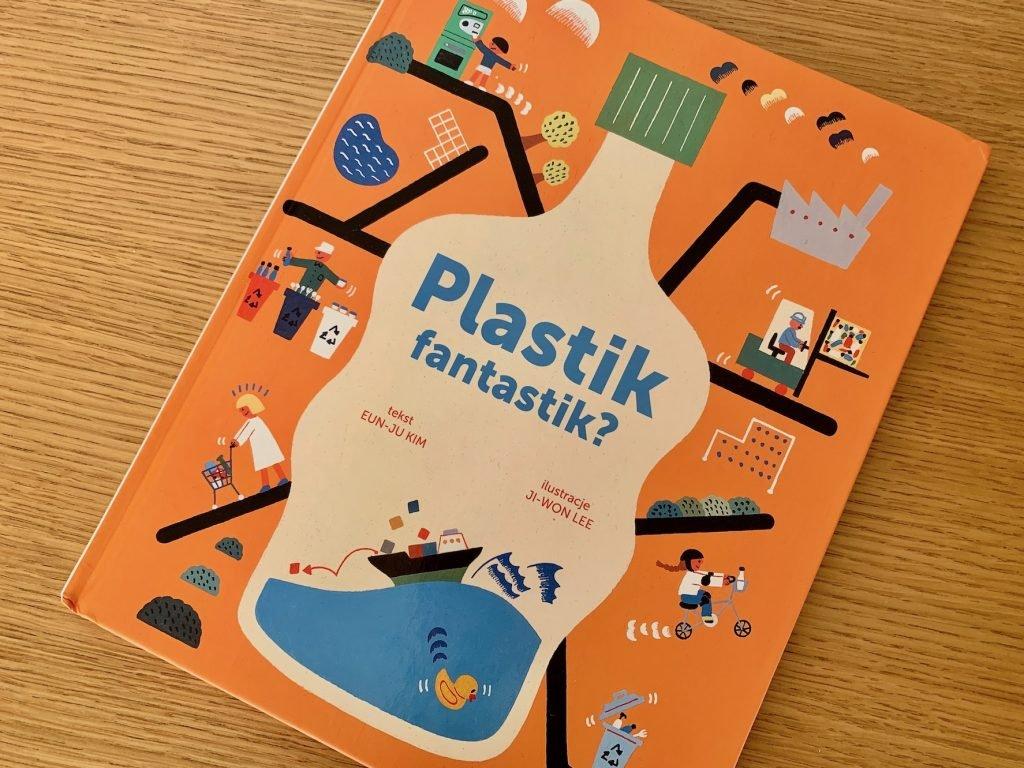 książka o plastiku