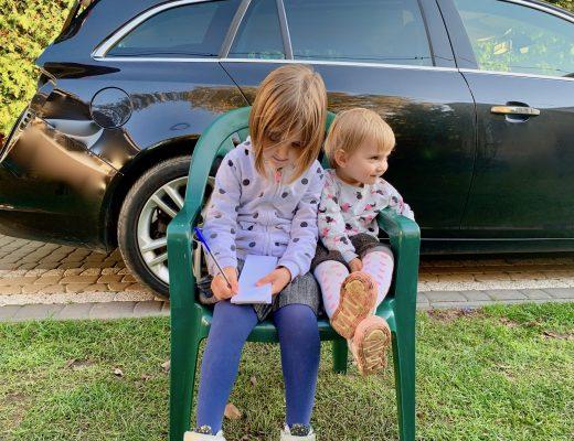 błędy w przewożeniu dzieci samochodem