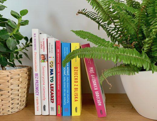 najlepsze książki o rodzicielstwie