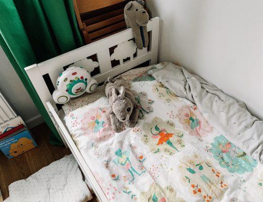 Kiedy przenieść dziecko do własnego pokoju