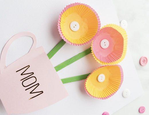 prezenty DIY na Dzień Matki