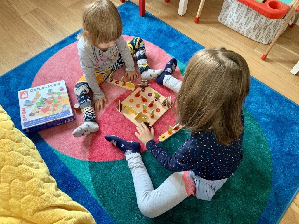 zabawki dla rodzeństwa