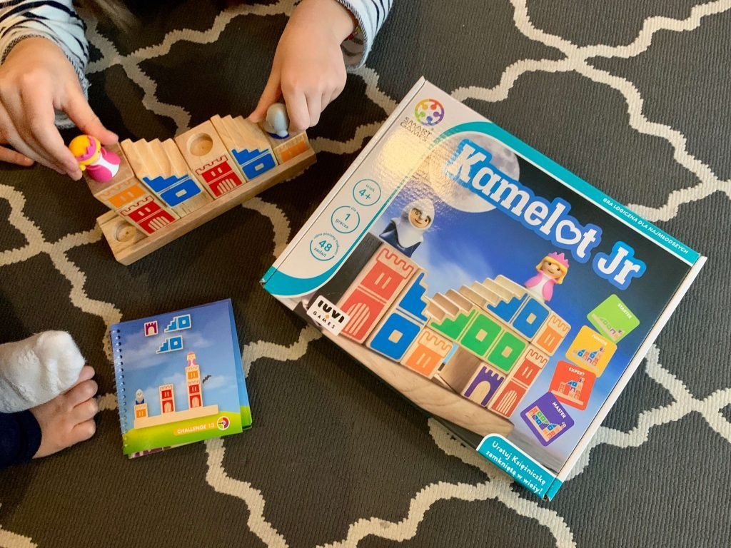 gra kamelot smart games