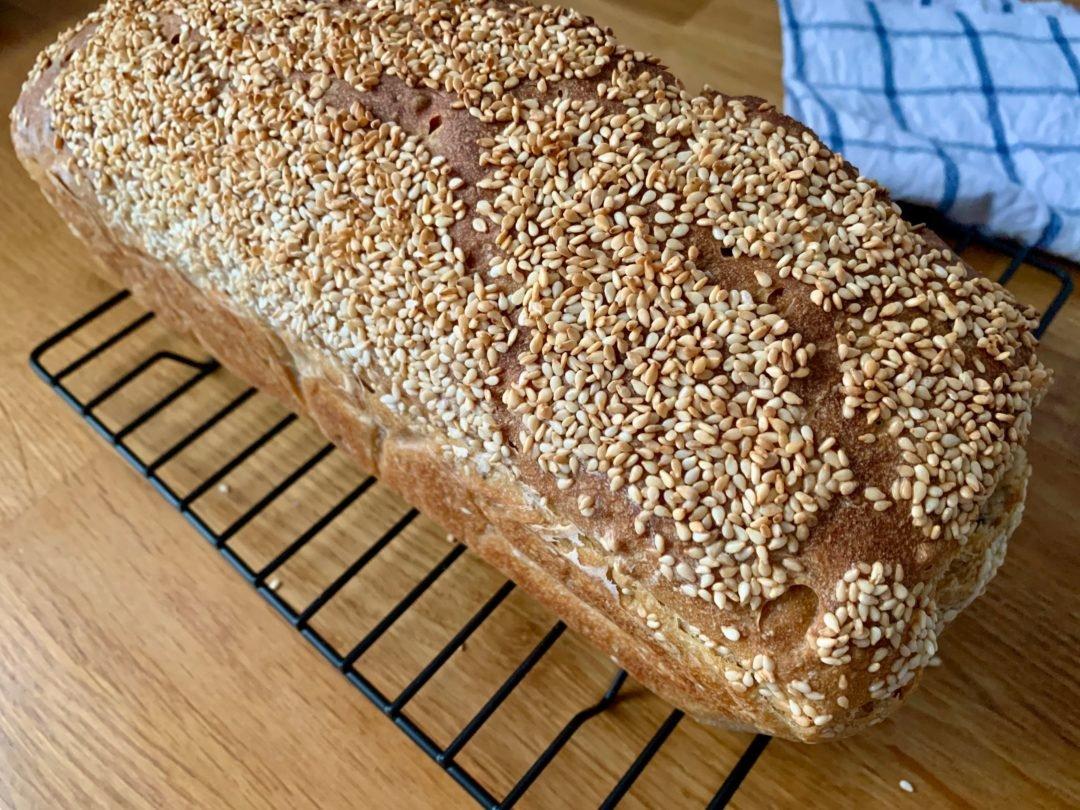 lekki chleb na zakwasie