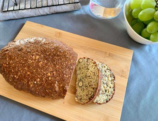 chleb twarogowy